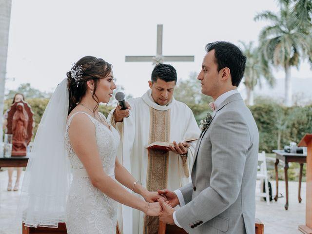 La boda de Adolfo y Val en Jojutla, Morelos 58