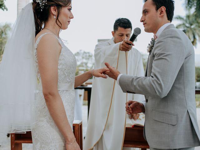 La boda de Adolfo y Val en Jojutla, Morelos 59