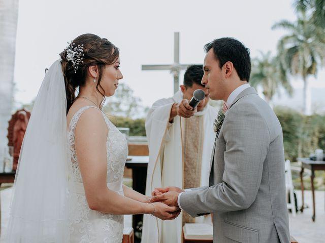 La boda de Adolfo y Val en Jojutla, Morelos 62