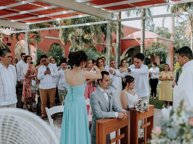 La boda de Adolfo y Val en Jojutla, Morelos 64