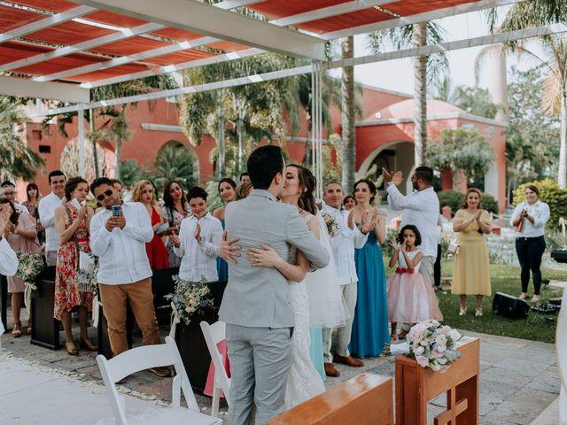 La boda de Adolfo y Val en Jojutla, Morelos 65