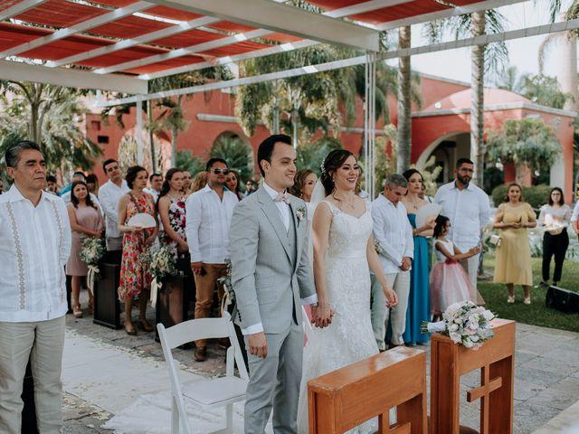 La boda de Adolfo y Val en Jojutla, Morelos 66