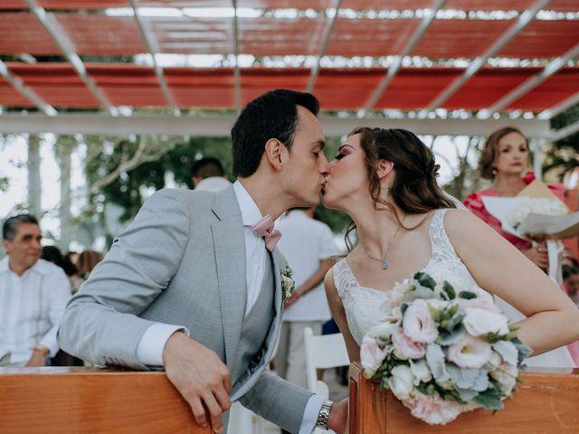 La boda de Adolfo y Val en Jojutla, Morelos 67
