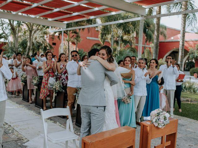 La boda de Adolfo y Val en Jojutla, Morelos 70