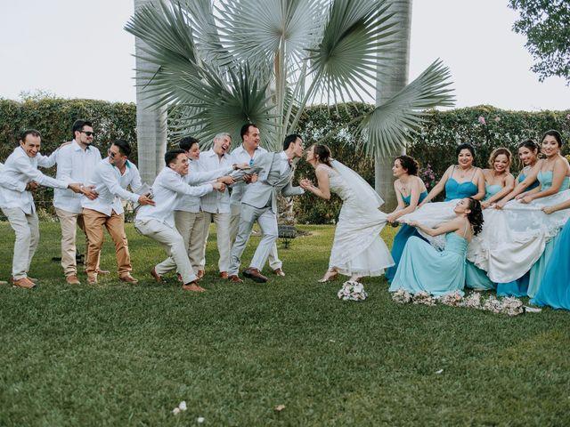La boda de Adolfo y Val en Jojutla, Morelos 76