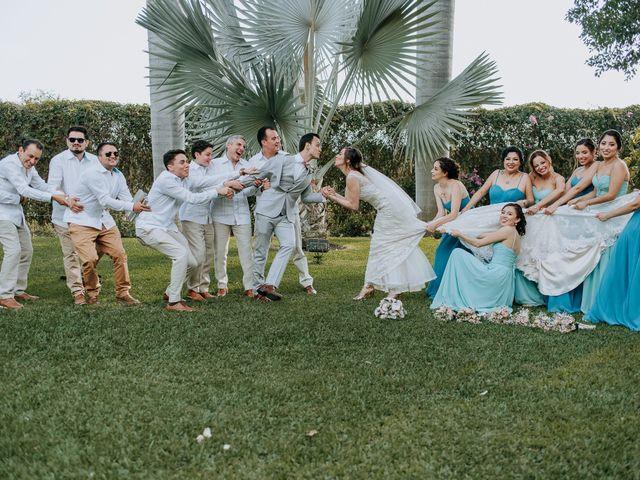 La boda de Adolfo y Val en Jojutla, Morelos 77