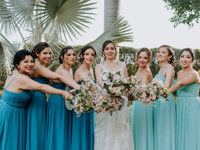 La boda de Adolfo y Val en Jojutla, Morelos 79