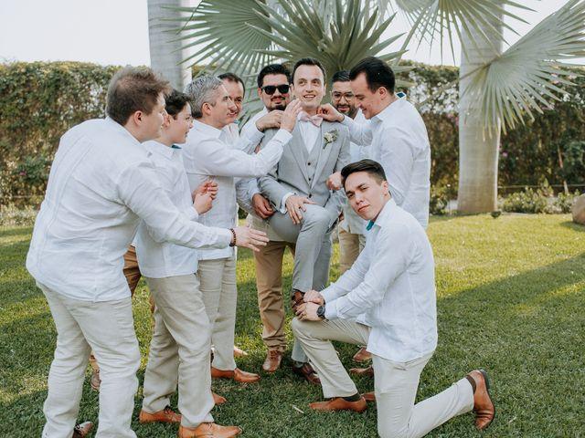 La boda de Adolfo y Val en Jojutla, Morelos 85