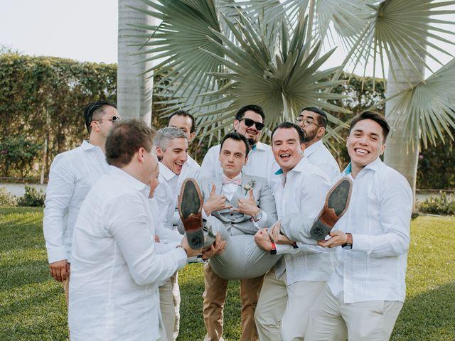 La boda de Adolfo y Val en Jojutla, Morelos 86
