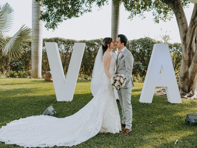 La boda de Adolfo y Val en Jojutla, Morelos 87