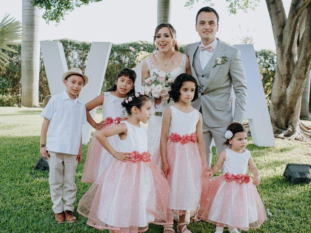 La boda de Adolfo y Val en Jojutla, Morelos 94