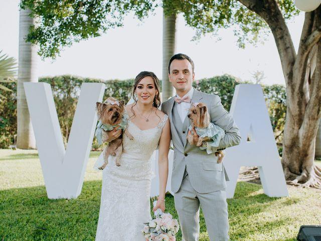 La boda de Adolfo y Val en Jojutla, Morelos 95