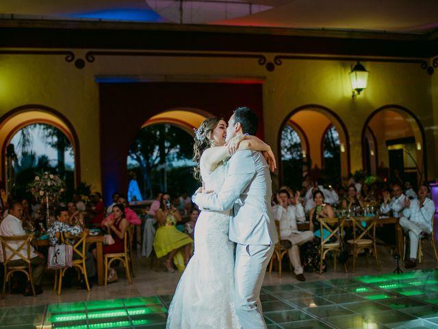 La boda de Adolfo y Val en Jojutla, Morelos 112