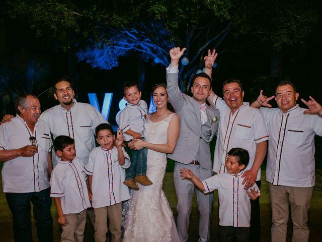 La boda de Adolfo y Val en Jojutla, Morelos 127