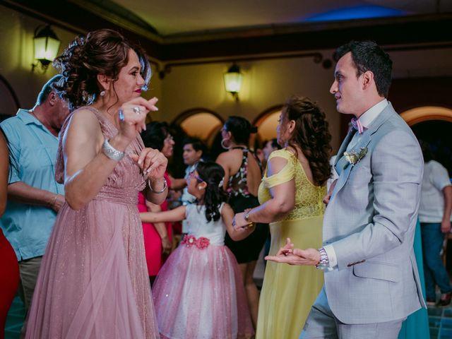 La boda de Adolfo y Val en Jojutla, Morelos 132