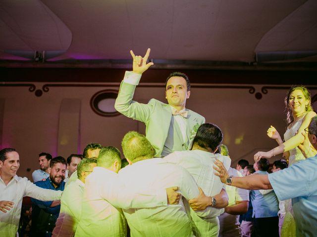La boda de Adolfo y Val en Jojutla, Morelos 145