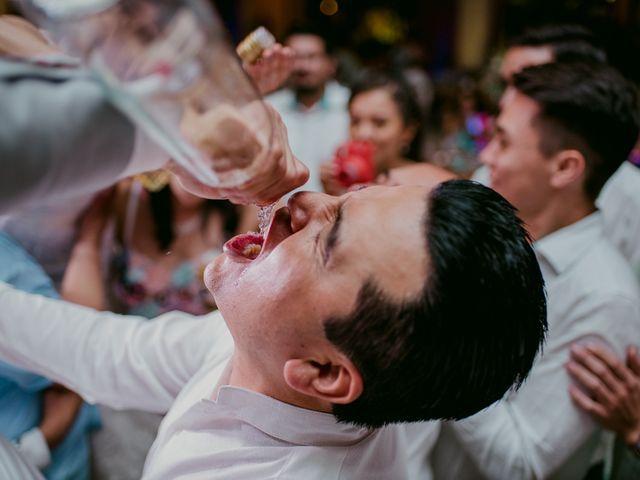 La boda de Adolfo y Val en Jojutla, Morelos 148