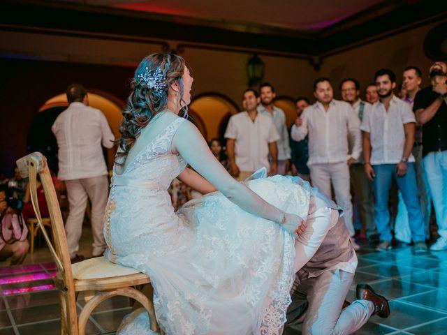 La boda de Adolfo y Val en Jojutla, Morelos 153