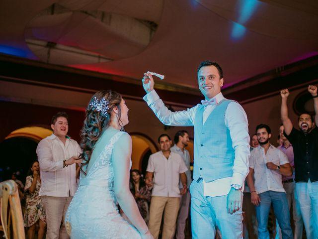 La boda de Adolfo y Val en Jojutla, Morelos 154