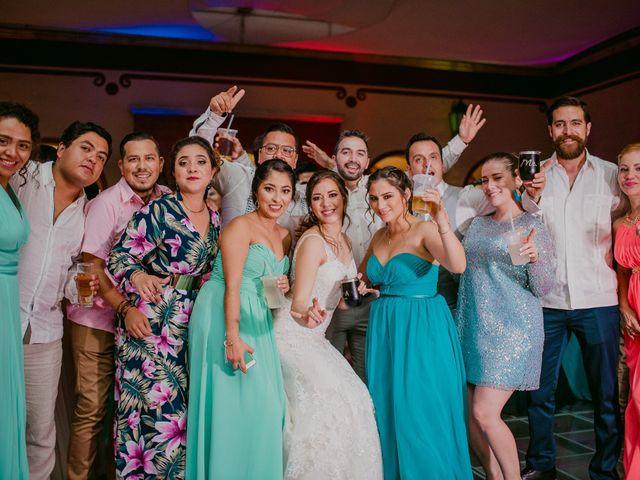 La boda de Adolfo y Val en Jojutla, Morelos 161