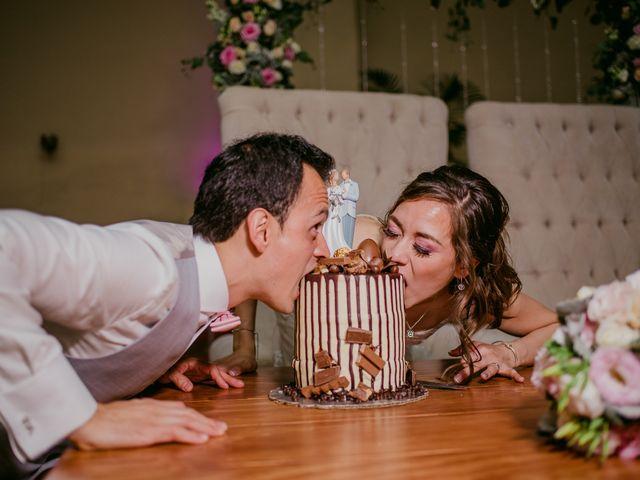 La boda de Adolfo y Val en Jojutla, Morelos 166