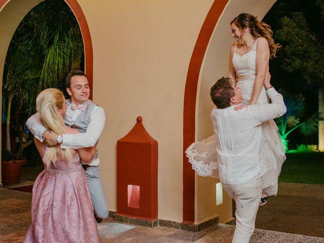 La boda de Adolfo y Val en Jojutla, Morelos 169