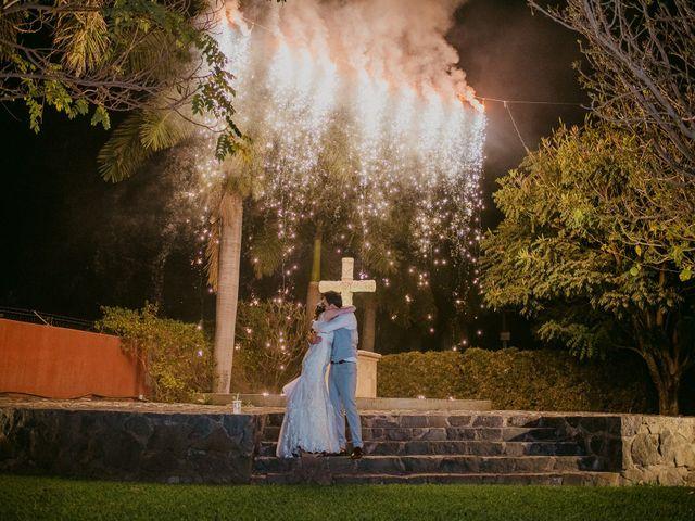 La boda de Adolfo y Val en Jojutla, Morelos 173
