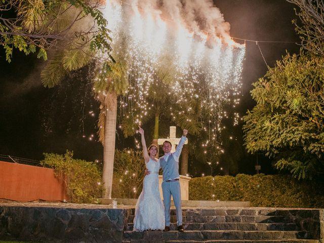 La boda de Adolfo y Val en Jojutla, Morelos 174