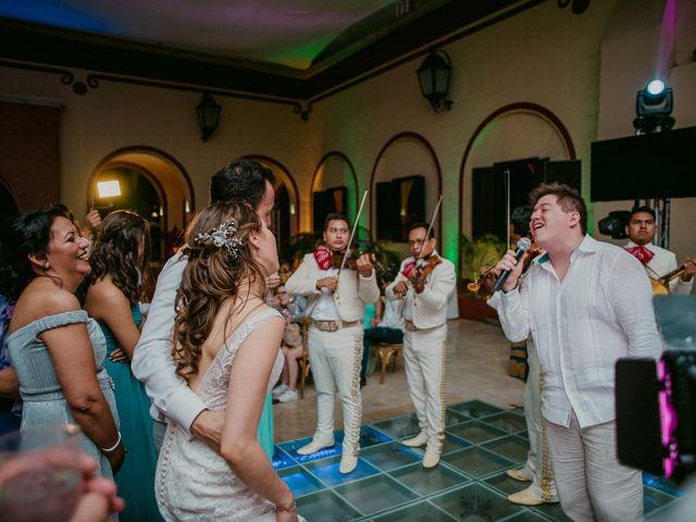 La boda de Adolfo y Val en Jojutla, Morelos 182