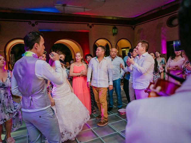La boda de Adolfo y Val en Jojutla, Morelos 183