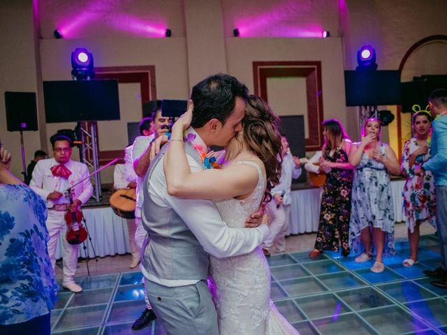 La boda de Adolfo y Val en Jojutla, Morelos 184