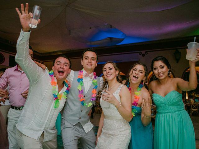 La boda de Adolfo y Val en Jojutla, Morelos 190
