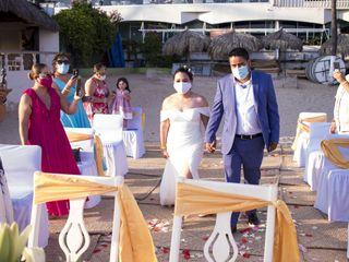 La boda de Elizabeth y Alejandro 2