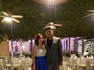 La boda de Heriberto y Liliana 2