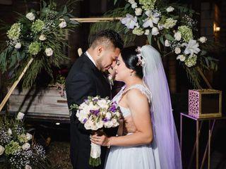 La boda de Heriberto y Liliana