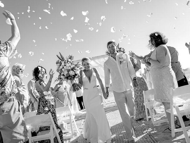 La boda de Kala y Chandler
