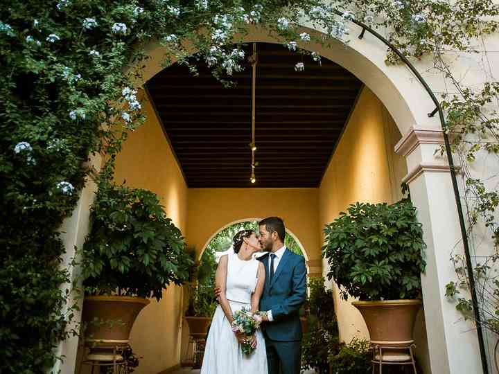 La boda de Jimena y Felipe