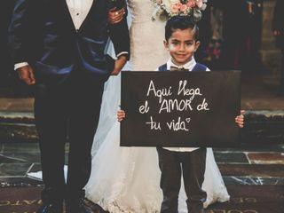 La boda de Luis y Claudia 1