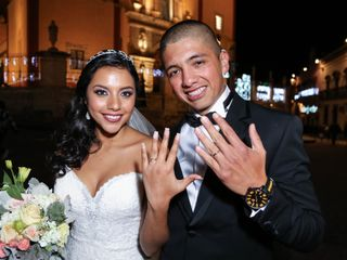 La boda de Luis y Claudia