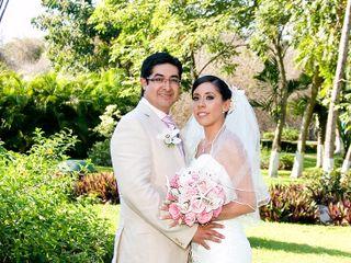 La boda de Dana y Javier