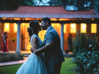 La boda de Mara y Martin