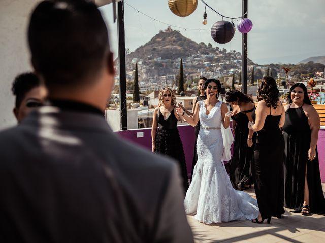 La boda de Marco y Lich en Atlixco, Puebla 4