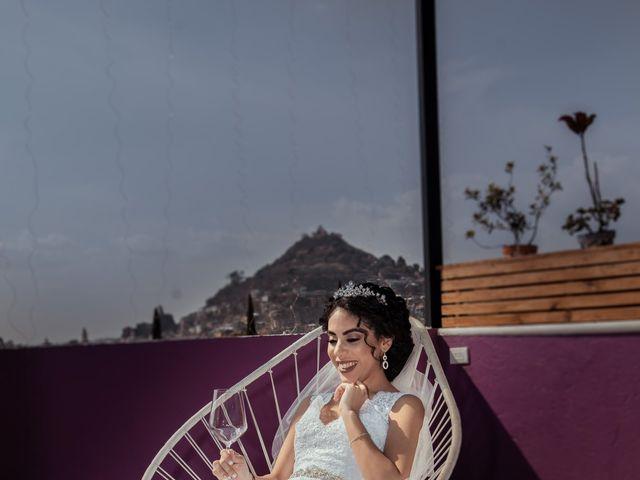 La boda de Marco y Lich en Atlixco, Puebla 9