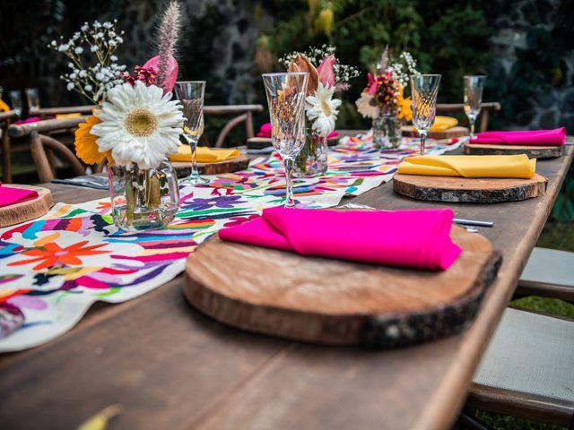La boda de Marco y Lich en Atlixco, Puebla 12