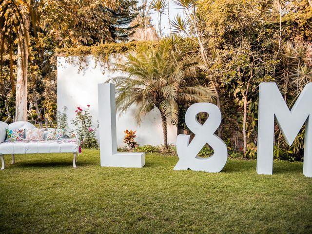 La boda de Marco y Lich en Atlixco, Puebla 15