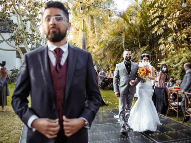 La boda de Marco y Lich en Atlixco, Puebla 16
