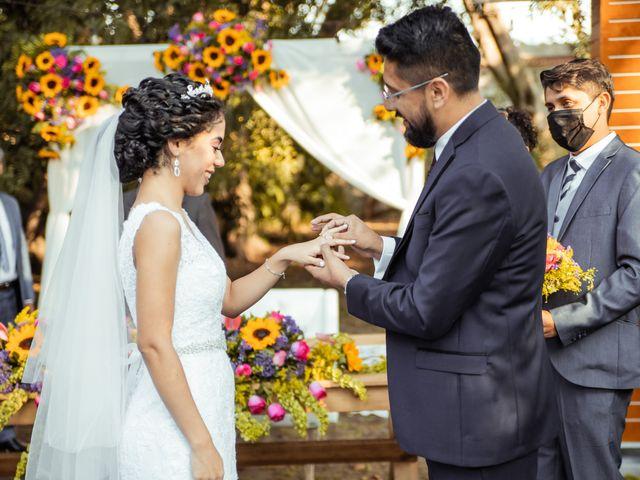 La boda de Marco y Lich en Atlixco, Puebla 17