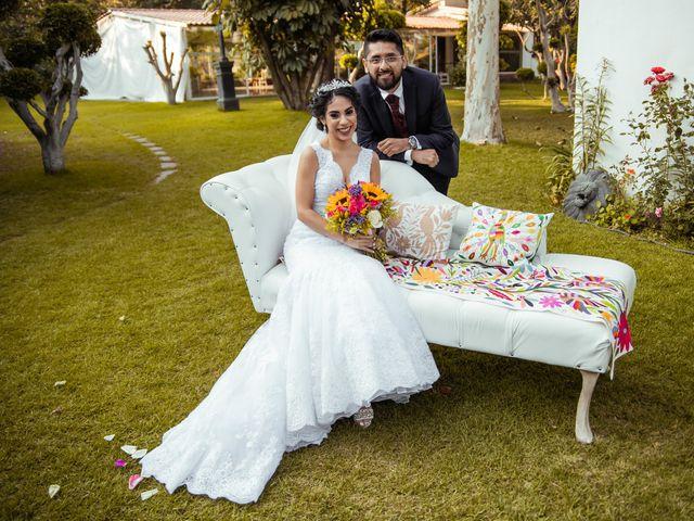 La boda de Marco y Lich en Atlixco, Puebla 18