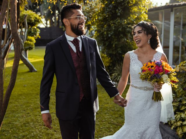 La boda de Marco y Lich en Atlixco, Puebla 2