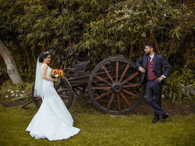 La boda de Marco y Lich en Atlixco, Puebla 19